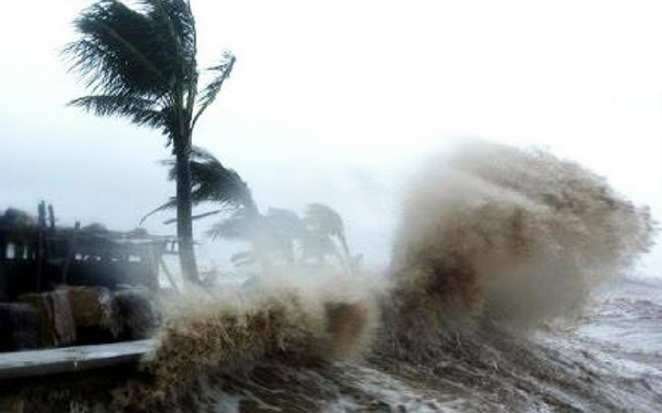 Effect Of Cyclone Ockhi on Health and Environment