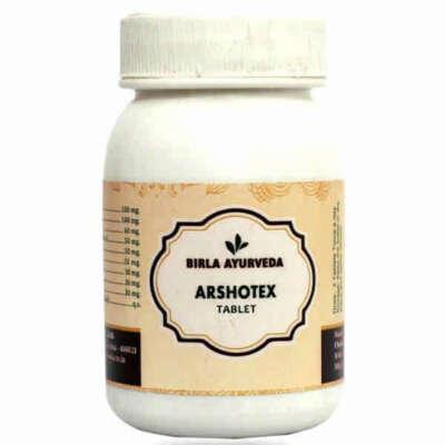 Arshotex Tablets Birla Ayurveda