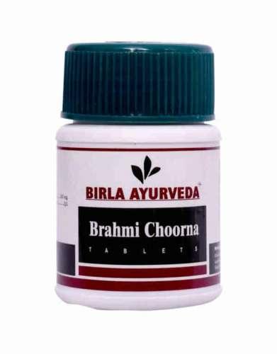 Brahmi Tablets Birla Ayurveda
