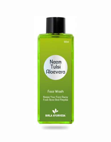 Neem Tulsi Aloevera Face Wash