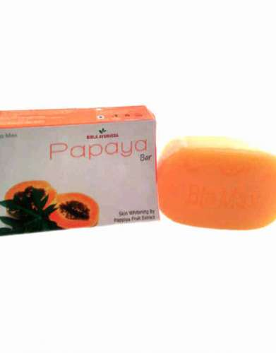 Papaya Soap Bar Birla Ayurveda