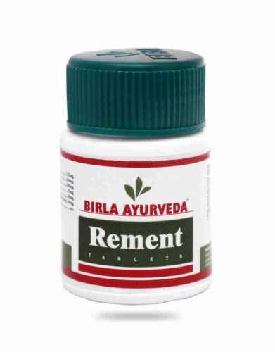 Rement Tablets Birla Ayurveda