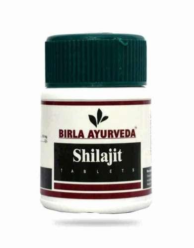 Shilajit Tablets Birla Ayurveda