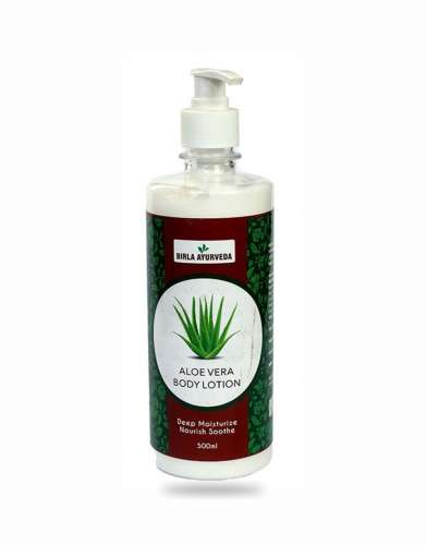 Aloe vera body lotion 500 ml Birla Ayurveda