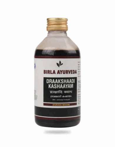 Draakshaadi Kashaayam Birla Ayurveda