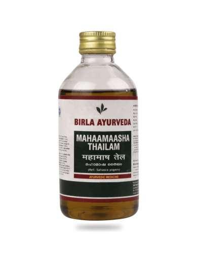 Mahaamaasha Thailam Birla Ayurveda