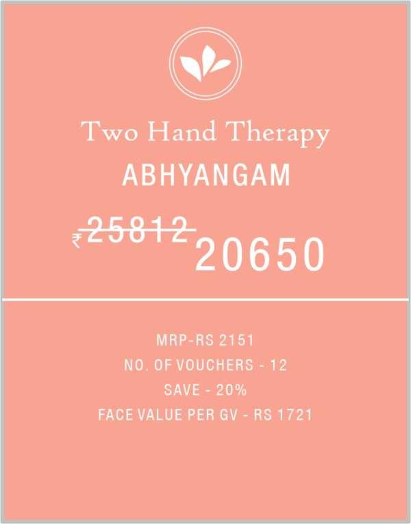 Two Hands Member Ship Card 6 Months Birla Ayurveda