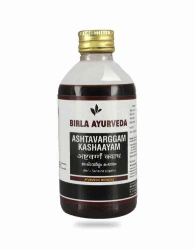 Ashtavarggam Kashaayam Birla Ayurveda