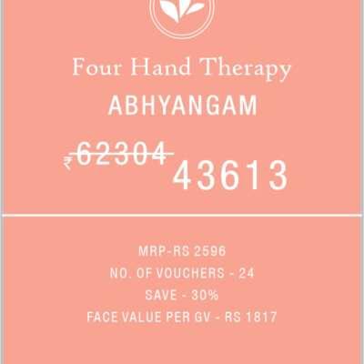 Four Hands Member Ship Card 12 Months Birla Ayurveda