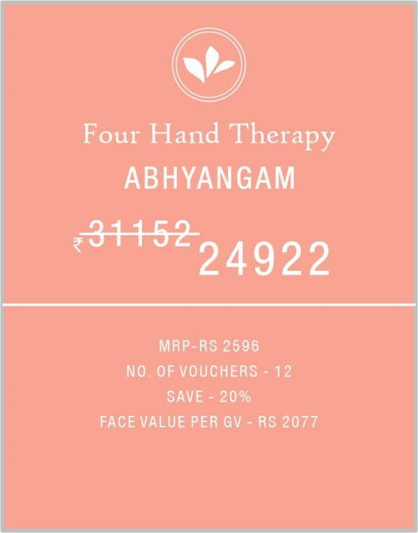 Four Hands Member Ship Card 6 Months Birla Ayurveda