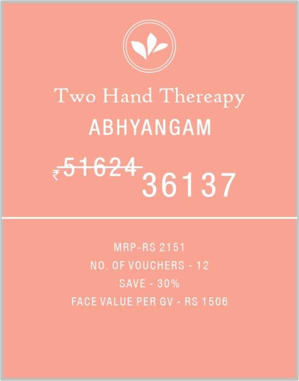 Two Hands Member Ship Card 12 Months Birla Ayurveda