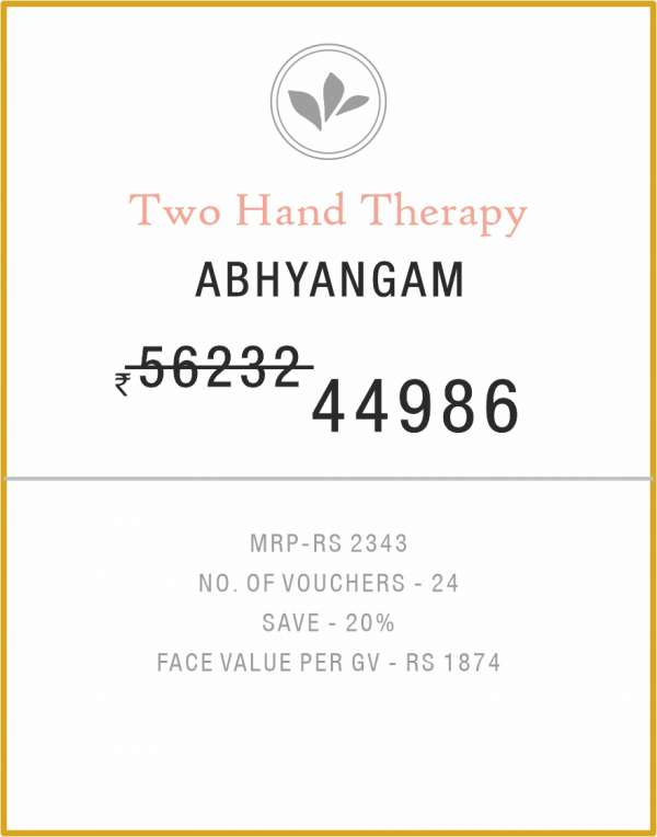 Two Hands Membership Card 12 Months Gold Membership Birla Ayurveda