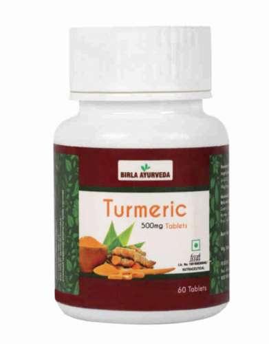 Turmeric Tablet Birla Ayurveda
