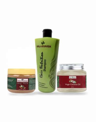 Hair Care Kit Birla Ayurveda