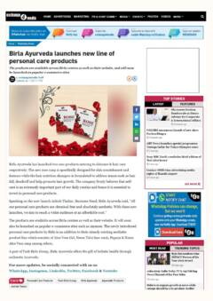 Press Images Birla Ayurveda