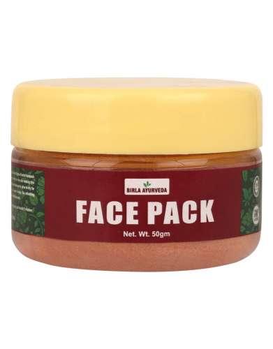 Face Pack Birla Ayurveda