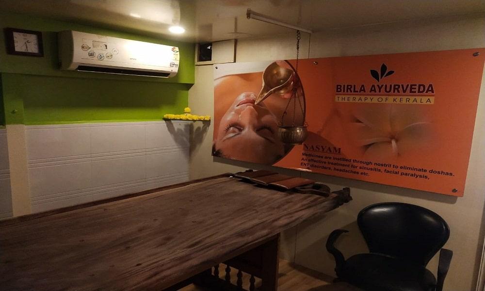 Massage Center Near Me Birla Ayurveda